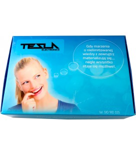 Zestaw TESLA Bluetooth - zostań geniuszem!