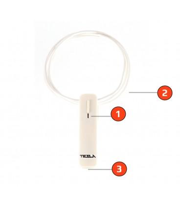 Pętla indukcyjna TESLA Bluetooth Mikrofon